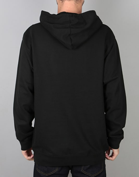 Chocolate Classic Chunk Pullover Hoodie - Black