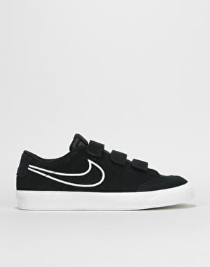 Nike SB Zoom Blazer AC XT Skate Shoes - Black/Black