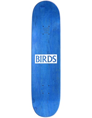 Quasi Crockett 'Birds' One Pro Deck - 8.125
