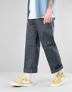 Dickies Double Knee Work Pant - Charcoal Grey