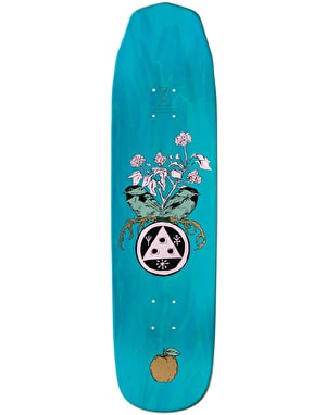 Welcome Nora Fairy Tale on Wicked Queen Skateboard Deck - 8.6