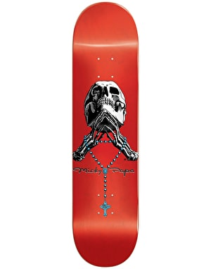 Blind Papa Tribute Rosary Skateboard Deck - 8