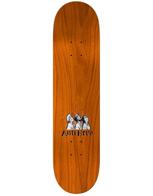 Anti Hero Gerwer Book of Anti Hero Skateboard Deck - 8.25""