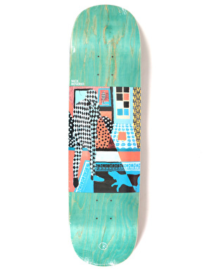 Polar Boserio Man With Dog Pro Deck - P2 Shape 8.5