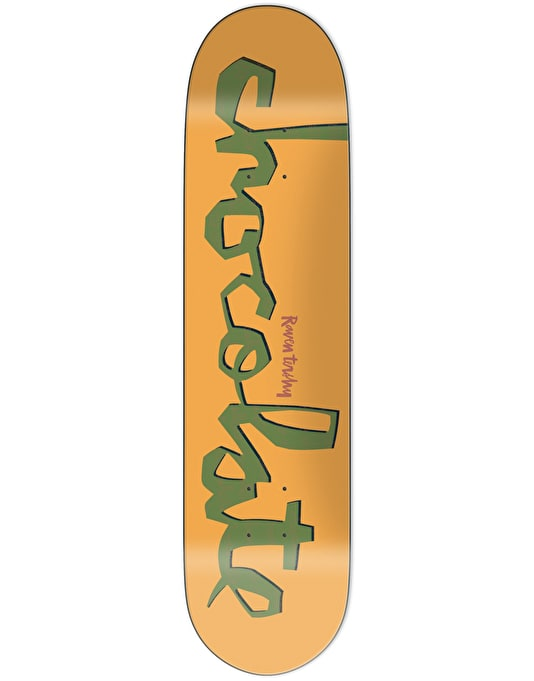 Chocolate Tershy Original Chunk Pro Deck - 8.5""