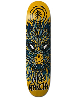 Element x Fos Garcia Wolf Pro Deck - 8