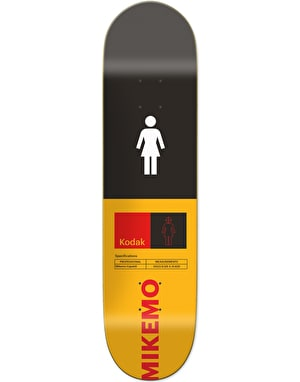 Girl x Kodak Mike Mo Pro Deck - 8.125