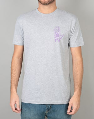 Theories Mystic Advisor T-Shirt - Light Heather/Lavender