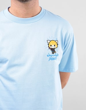 Chocolate x Sanrio Office T-Shirt - Blue