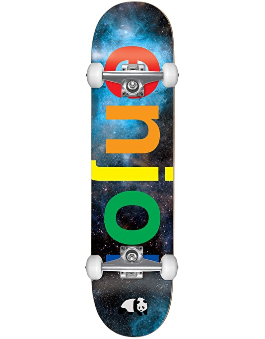 Enjoi Spectrum Space Mid Complete Skateboard - 7.375""