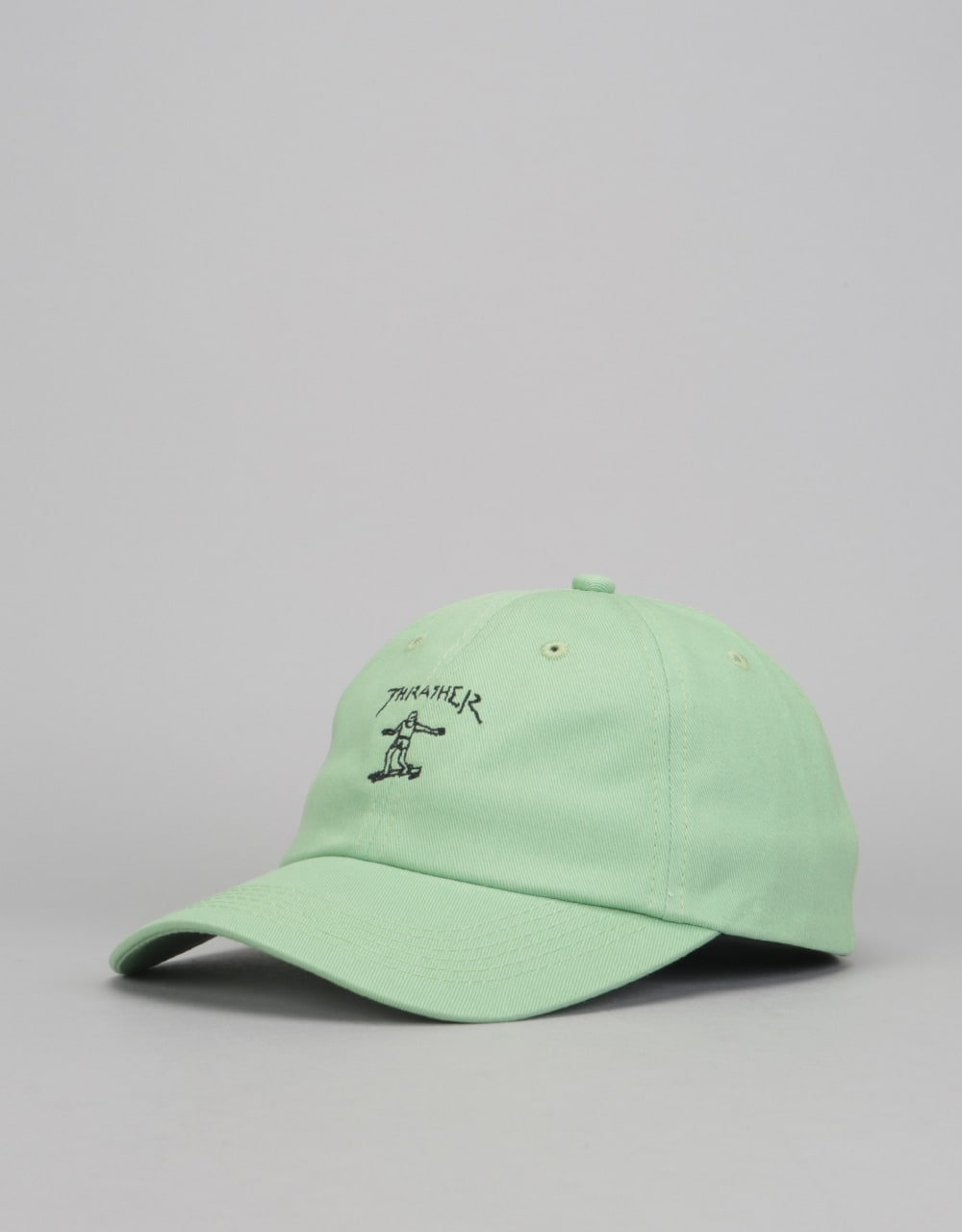 8ff2d307 Thrasher Gonz Old Timer Cap - Mint | Bags & Backpacks | Beanies, Caps & Hats  | Skate Accessories | Route One