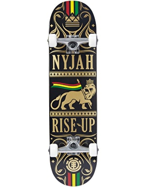 Element Nyjah Rise Up Lion Complete - 8