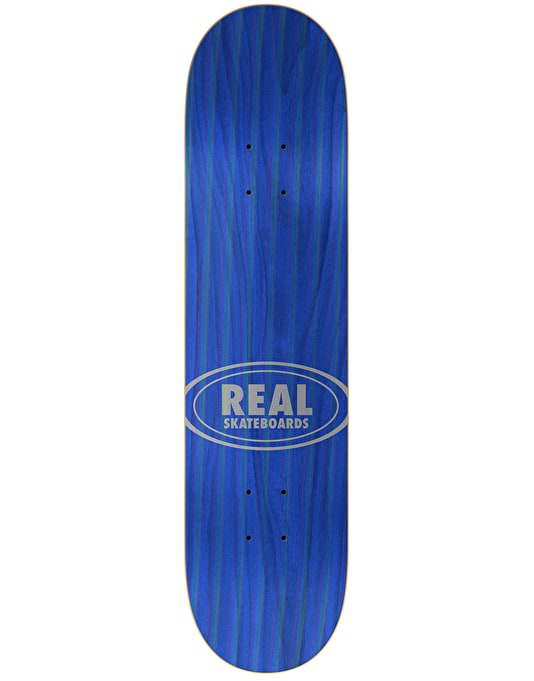 Real Busenitz Holographic Low Pro II Skateboard Deck - 8.18""