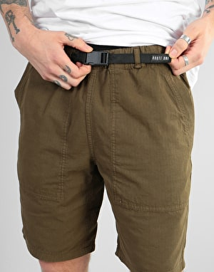Route One Classic Clip Shorts - Olive