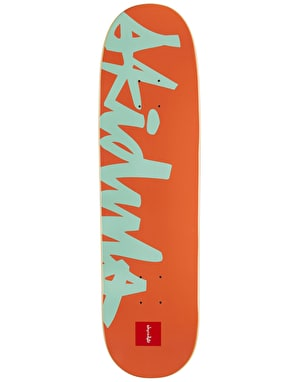 Chocolate Anderson 'SKIDUL' Nickname Skateboard Deck - 8.5