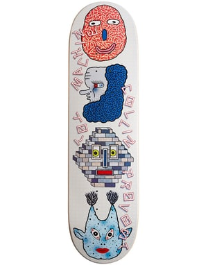 Toy Machine Provost Spirits Pro Deck - 8.375