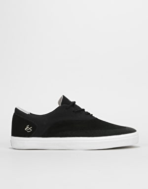 éS Arc Skate Shoes - Black/Dark Grey