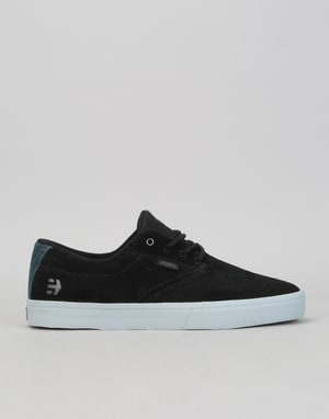 Etnies Jameson Vulc Skate Shoes - Black/Grey