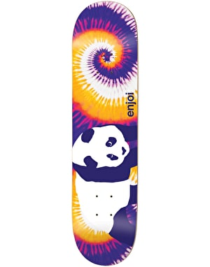 Enjoi Custom Tie Dye Team Deck - 8.25