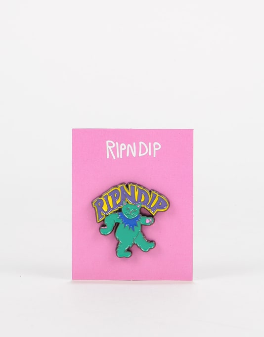 RIPNDIP Dancing Nerm Pin - Multi