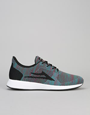 Lakai x Glassy Sunhaters Evo Flare Shoes - RGB Knit