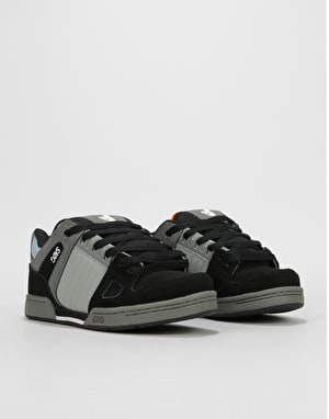 DVS Celsius Skate Shoes - Grey/Black Nubuck