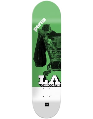 Chocolate Perez LA Express Pro Deck - 8.375