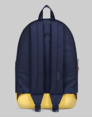 Herschel Supply Co. Settlement Backpack - Peacoat/Cyber Yellow