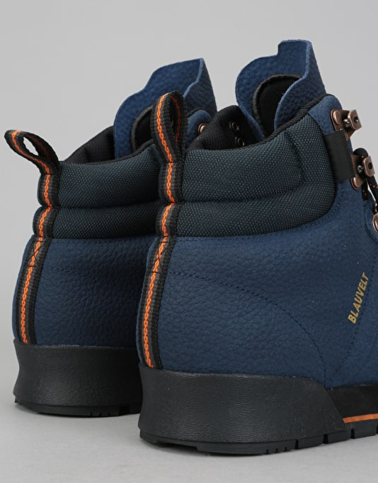 Adidas Jake 2.0 Boots - Collegiate Navy/Tactile Orange/Core Black