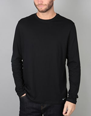 Element Basic L/S T-Shirt - Flint Black