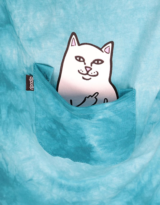 RIPNDIP Lord Nermal Pocket T-Shirt - Green Wash