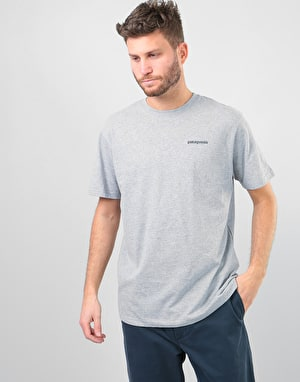 Patagonia Golden Dorado World Trout T-Shirt - Drifter Grey