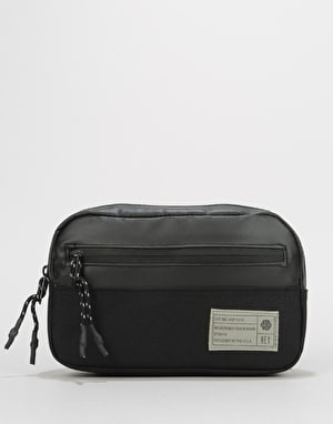 HEX Cross Body Waist Bag - Aspect Black