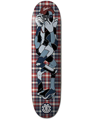 Element Barbee Goodwin Skateboard Deck - 8.25