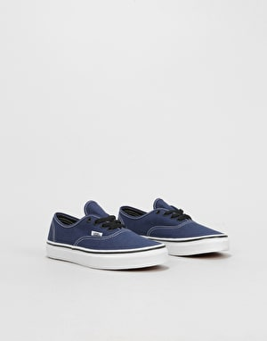 Vans Authentic Boys Skate Shoes - Medieval Blue/Black