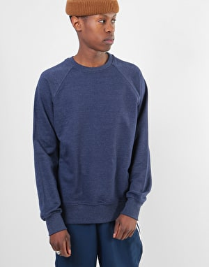 Original Freshly Baked Sweatshirt - Navy Marl
