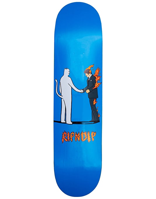RIPNDIP Burn Skateboard Deck - 8.25""