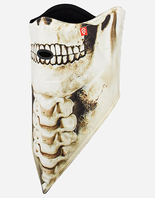 Airhole Standard 2 Layer Facemask - Skull