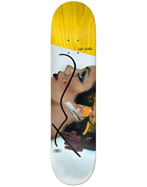 Real Walker Dessie Jackson Skateboard Deck - 8.25