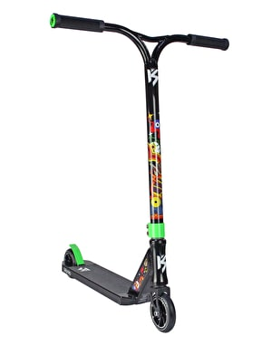 Kota Mania Scooter - Black/Black