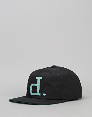 Diamond Supply Co. Un Polo Unconstructed Snapback Cap - Black