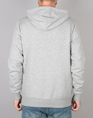 Converse Core Graphic Pullover Hoodie - Vintage Grey Heather