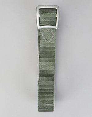 Patagonia Tech Web Belt - Industrial Green
