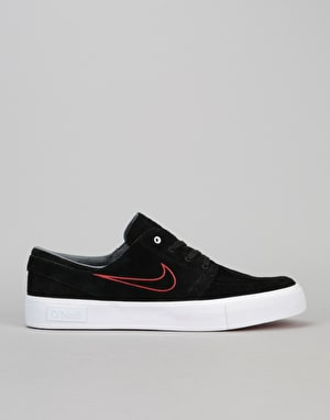Nike SB Zoom Janoski HT O'Neill Skate Shoes - Black/Wht/University Red