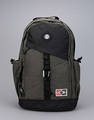 Element Cypress Backpack - Khaki Heather