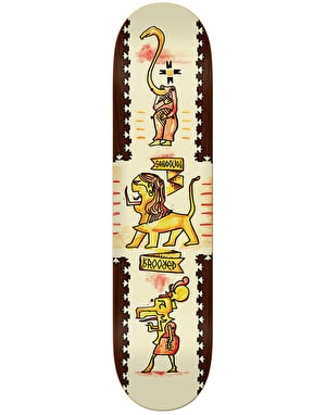 Krooked Ronnie Mythikal Skateboard Deck - 8.38