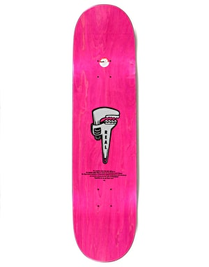 Real Thiebaud Wrench Justice Pro Deck - 8.25