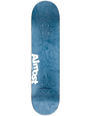 Almost x Hanna-Barbera Youness Droopy Face Pro Deck - 8