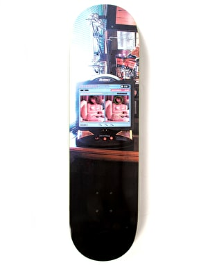 Skate Mental Plunkett Photo Hunt Pro Deck - 8.625