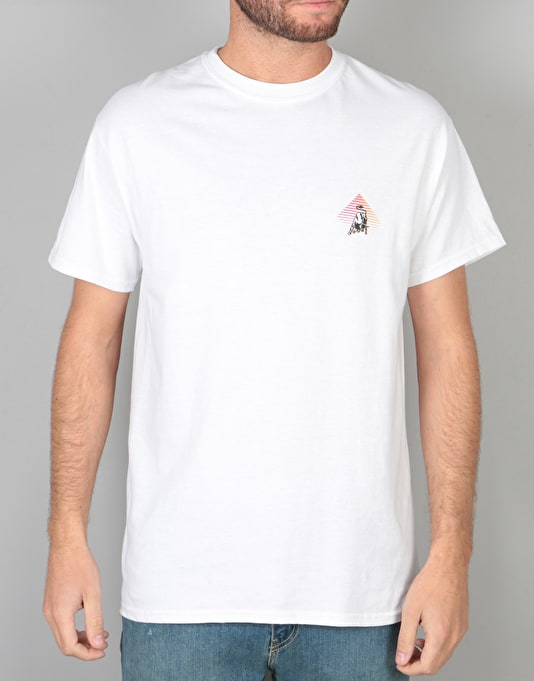 Route One Outrun T-Shirt - White